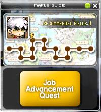 Job adv button