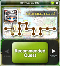recommended quest